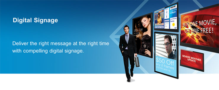 Что такое система Digital Signage?