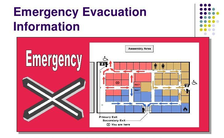 предупреждение и информация по общественной безопасности