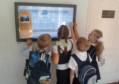 Системите Digital Signage в училища, колежи, университети и други образователни институции