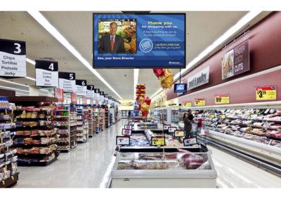 Digital Signage в магазине и торговом центре