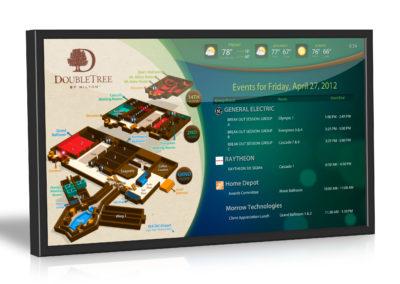 Digital Signage в отелях